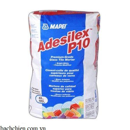 Keo dán gạch Mapei Adesilex P10 MT-KG009