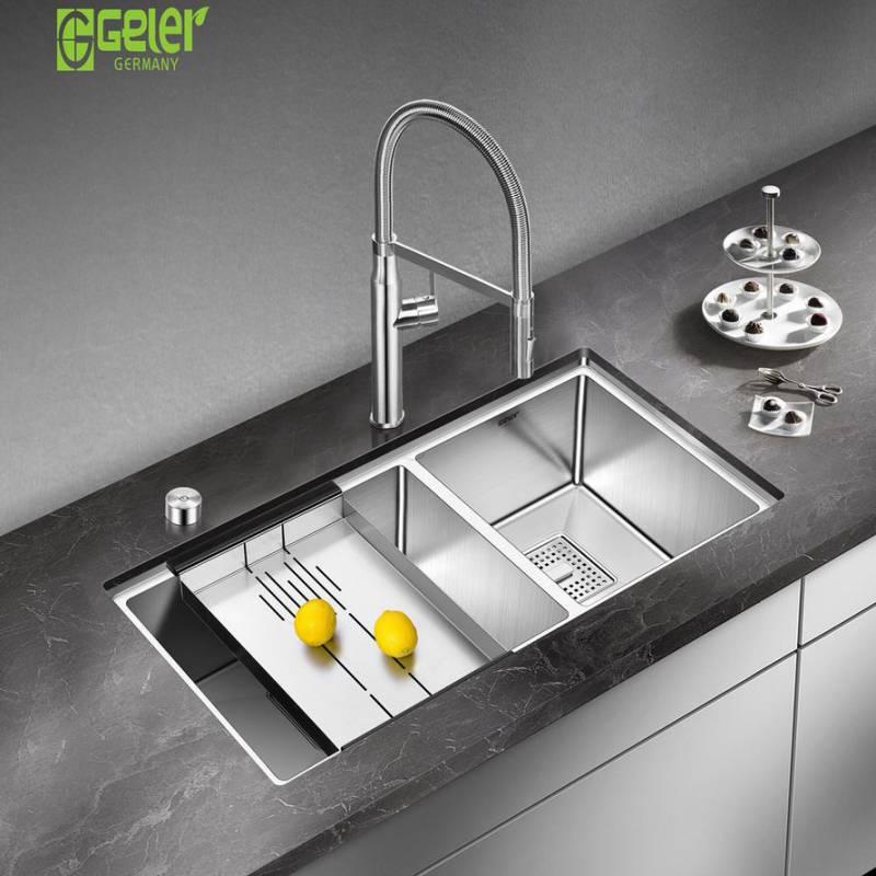 Chậu rửa bát Geler GL-8645