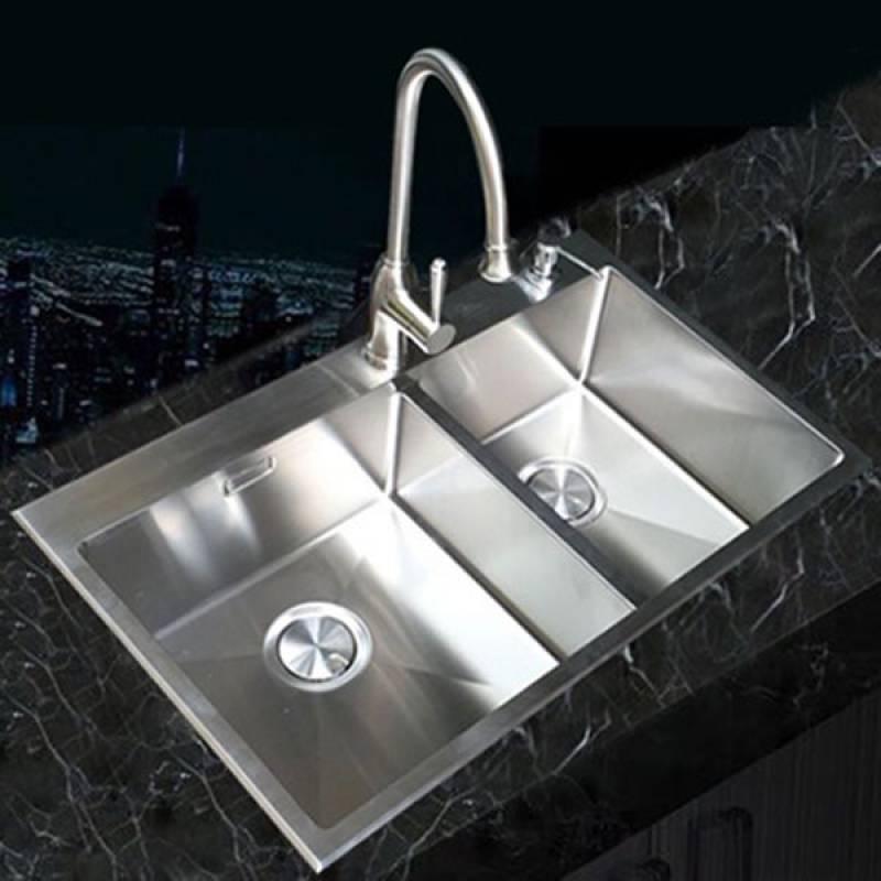 Chậu rửa bát inox 304 Moonoah MN-7849