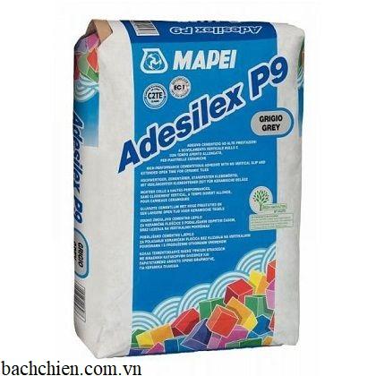Keo dán gạch Mapei Adesilex P9 MT-KG008
