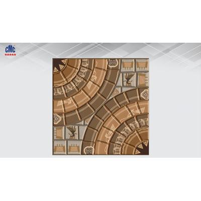 Gạch lát ceramic kích thước 400x400mm SC 4411
