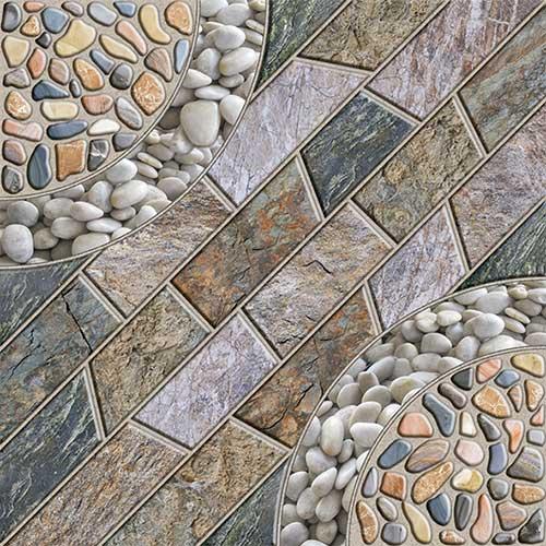 Gạch lát sân vườn 40×40 Prime BC9219 vân đá