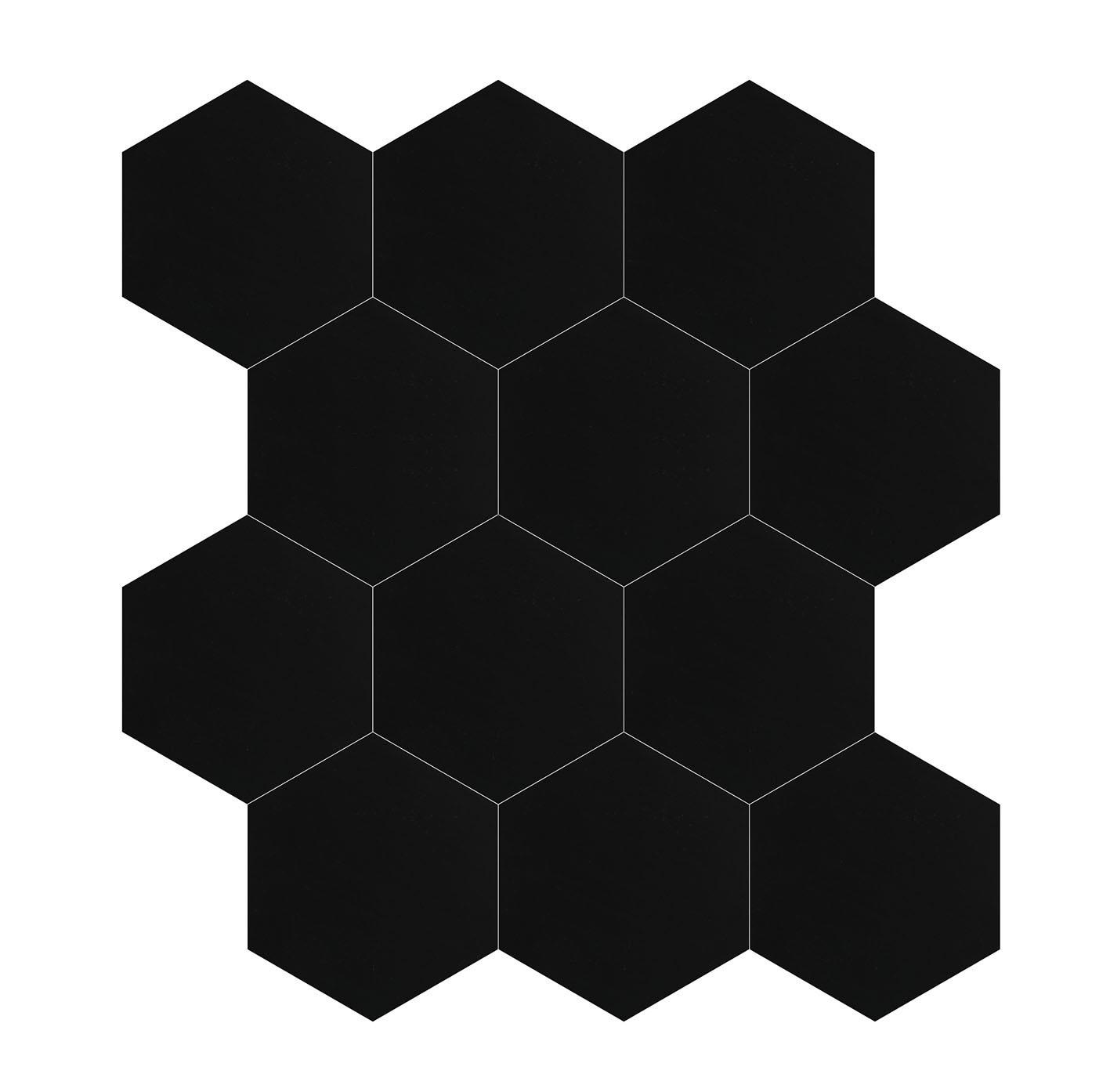 Gạch lục giác nhập khẩu Mã BH2023-M
