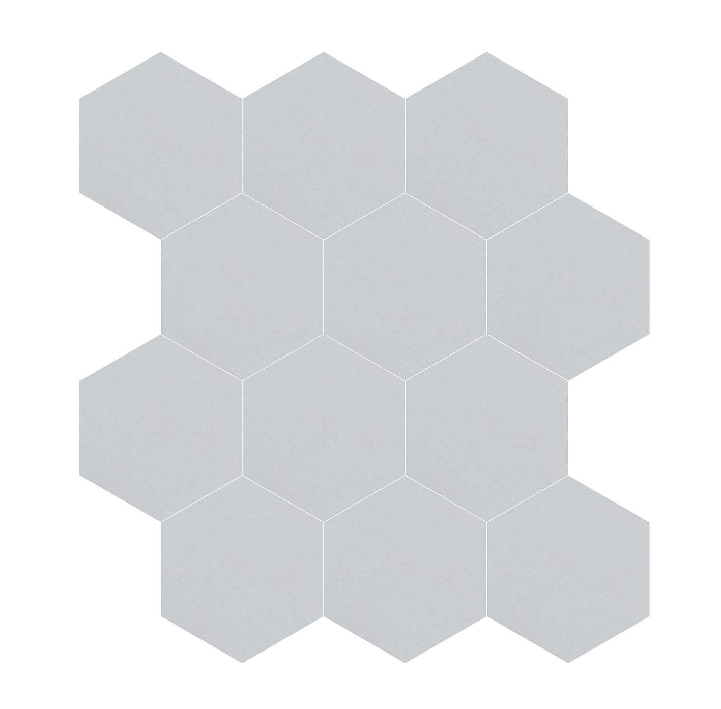 Gạch lục giác nhập khẩu Mã LGH2023-M