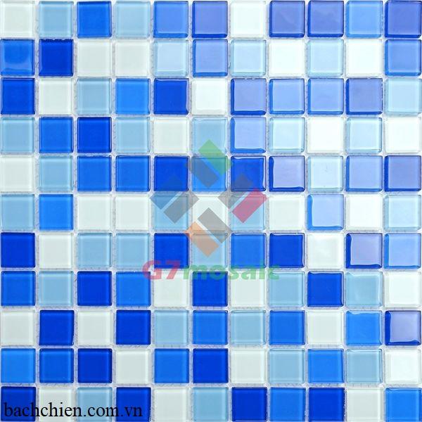 Gạch Mosaic Thủy Tinh G725-07