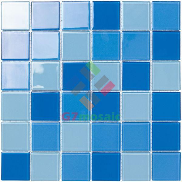 Gạch Mosaic Thủy Tinh G748-02