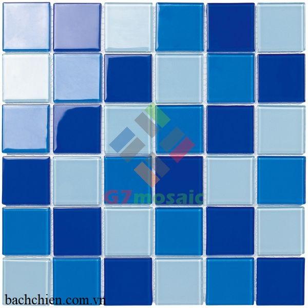 Gạch Mosaic Thủy Tinh G748-06