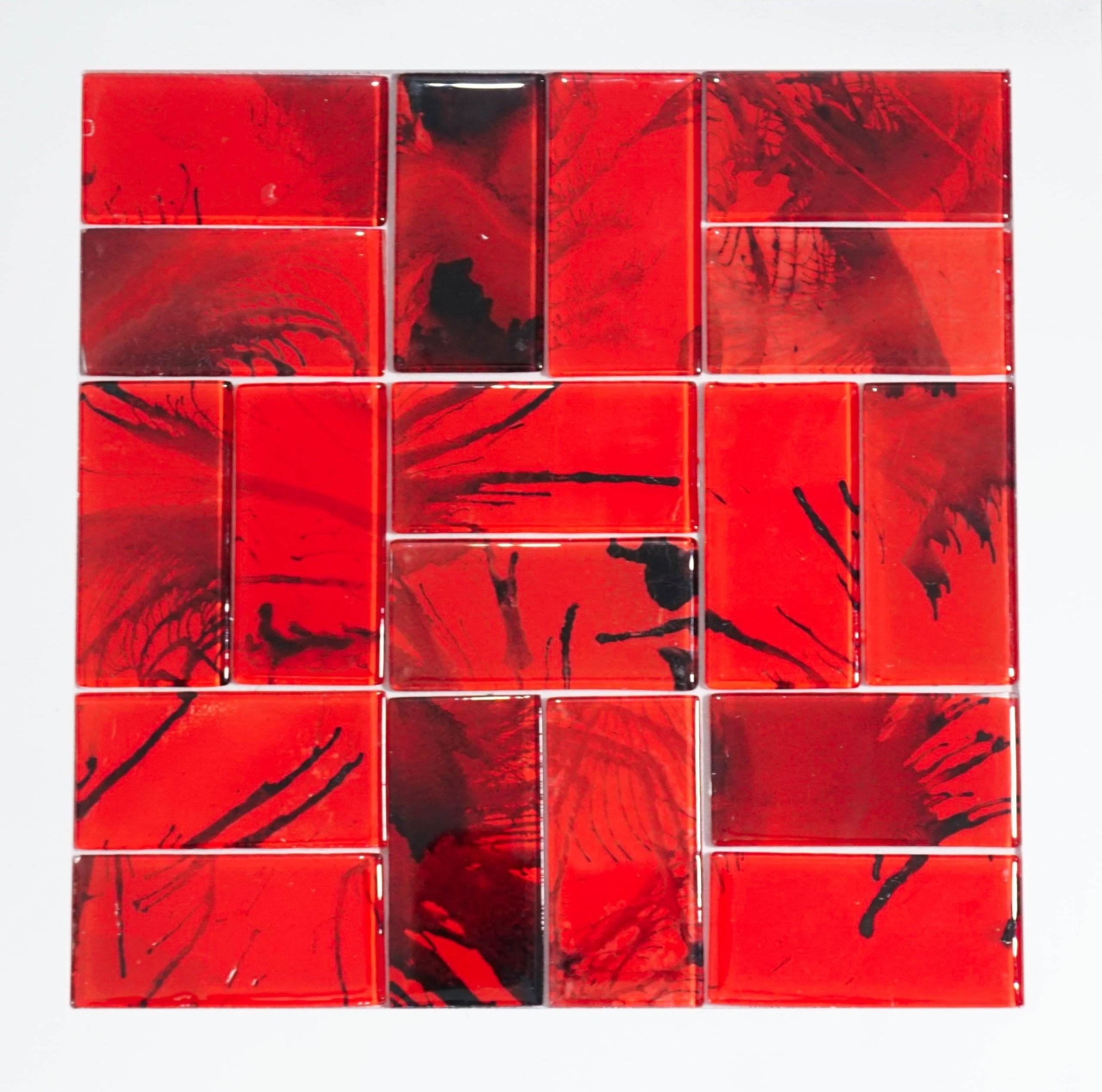 Gạch trang trí mosaic cao cấp BC-HVL06