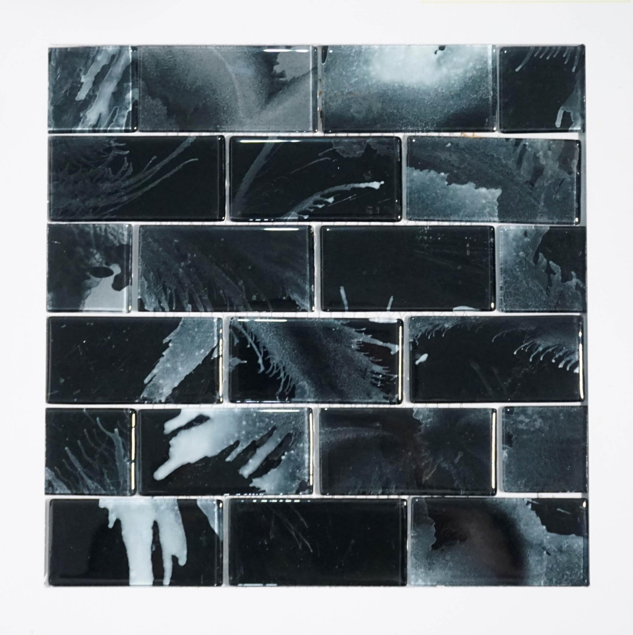 Gạch trang trí mosaic cao cấp BC-HVL07