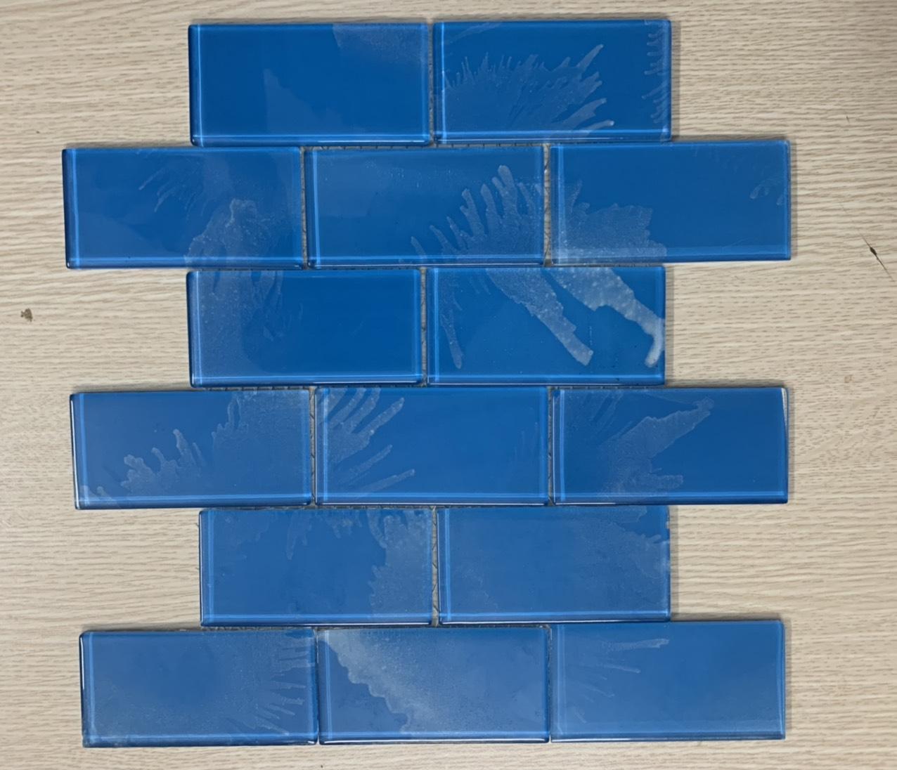 Gạch trang trí mosaic cao cấp BC-HVL11