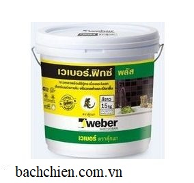 Keo dán gạch Weber.fix PLUS MT-KWB010