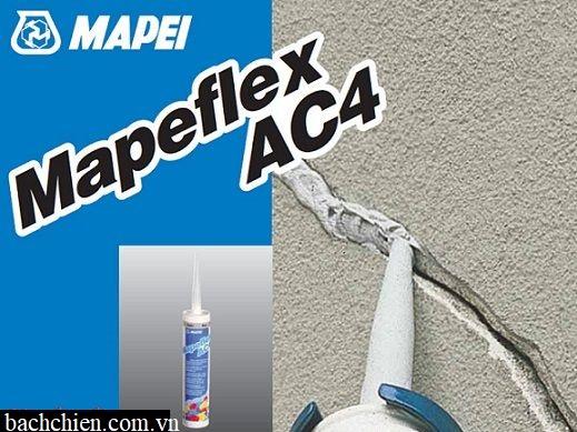 Keo trám khe gốc acrylic Mapeflex AC4 MT-KG006
