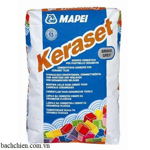 Keo dán gạch Mapei Keraset MT-KG007