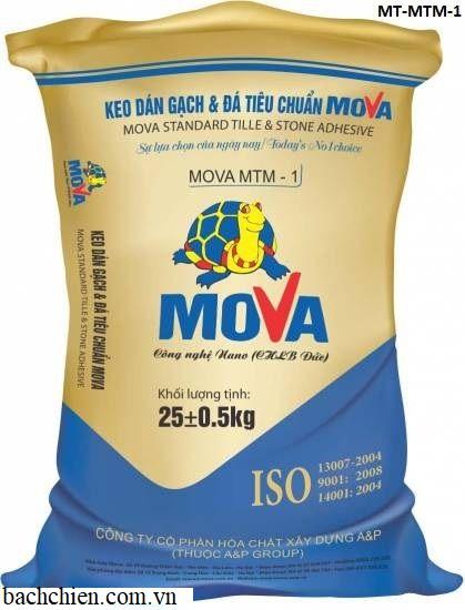 Keo dán gạch & đá tiêu chuẩn Mova MT-MTM-1