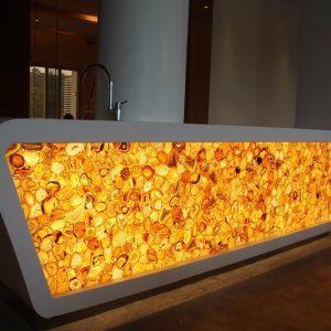 Tấm Đá Xuyên Sáng LTK - 610 - LED thế kỷ