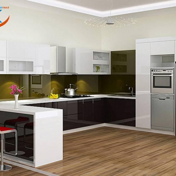 Tủ bếp nhựa TBN01