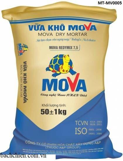 Vữa khô Mova Redymix 7,5 MT-MV0005