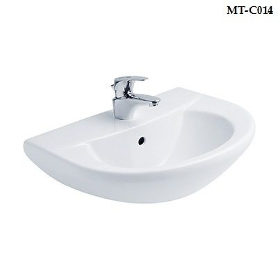 Chậu lavabo treo tường Cotto MT-C014