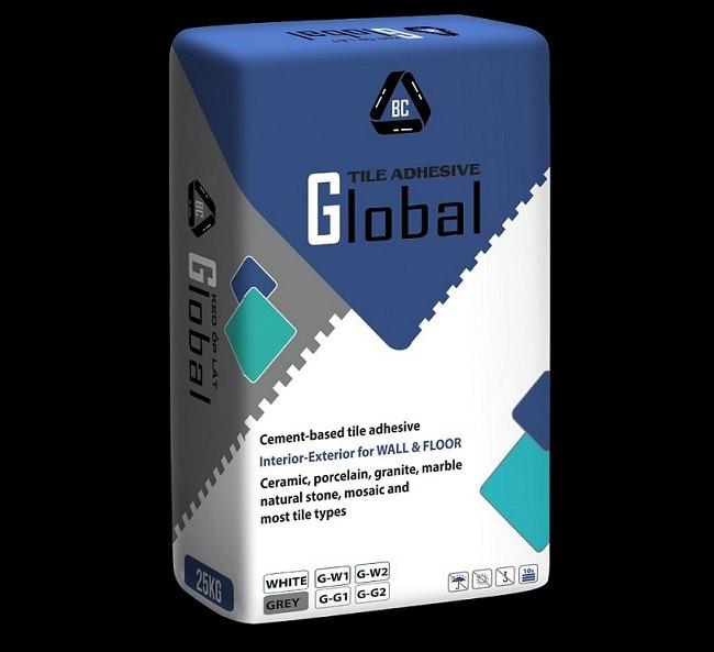 Keo ốp lát Global G1